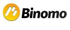 binomo broker Logo