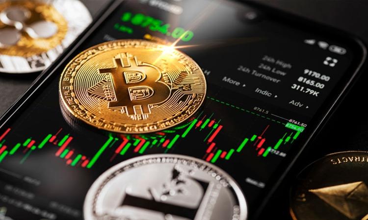 Bitcoin-naar-rimpel-conversie