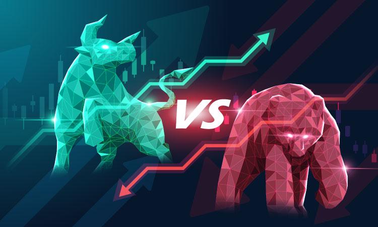 ตลาดกระทิงและตลาดหมี
